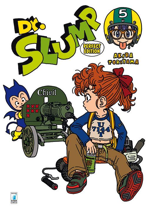Dr. Slump Perfect Edition vol. 5