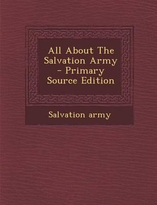 All about the Salvation Army