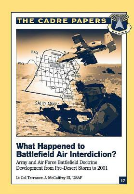 What Happened to Battlefield Air Interdiction?