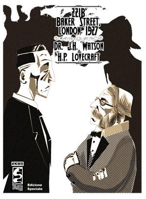 221B Baker Street, London 1927