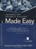 Information Security Policies Made Easy, Version 10