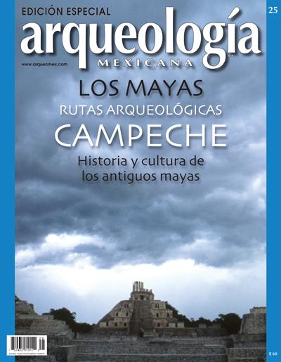 Los mayas. Rutas arqueológicas: Campeche