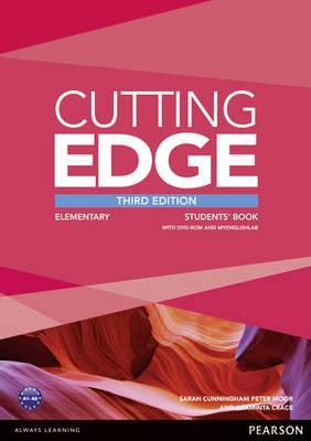Cutting edge. Elementary. Student's book-MyEnglishLab. Con espansione online. Per le Scuole superiori