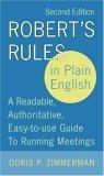 Robert's Rules in Plain English 2e