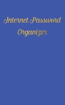 Internet Password Organizer