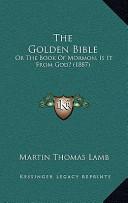 The Golden Bible