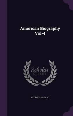 American Biography Vol-4