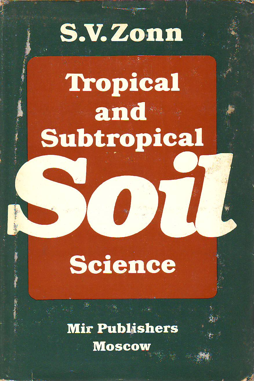 Tropical and Subtropical Soil Science