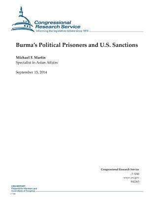 Burma's Political Prisoners and U.s. Sanctions