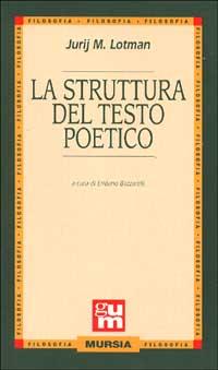 La struttura del testo poetico