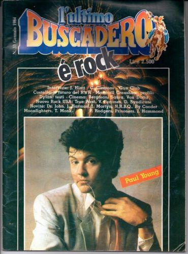 L'ultimo buscadero n.33 (gennaio 1984)