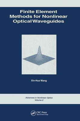 Finite Element Methods for Nonlinear Optical Waveguides