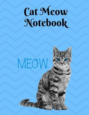Cat Meow Notebook - ...