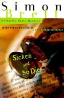 Sicken and So Die