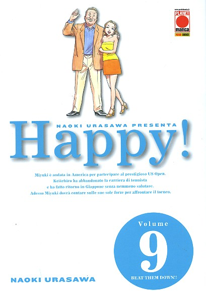 Happy! vol. 9