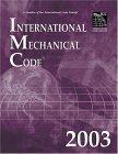 International Mechanical Code 2003