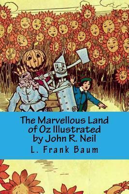 The Marvellous Land ...