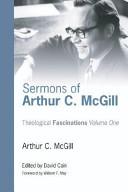 Sermons of Arthur C. McGill