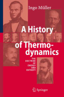 A History of Thermodynamics