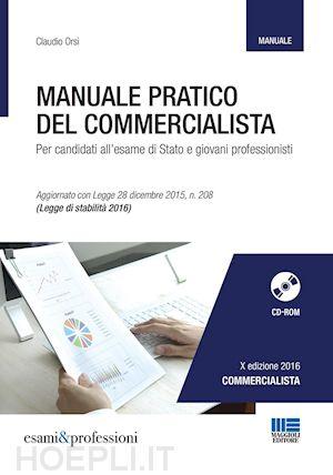 Manuale pratico del commercialista