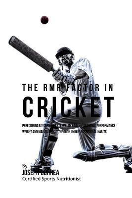 The Rmr Factor in Cricket