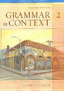 Ise-Grammar in Contxt