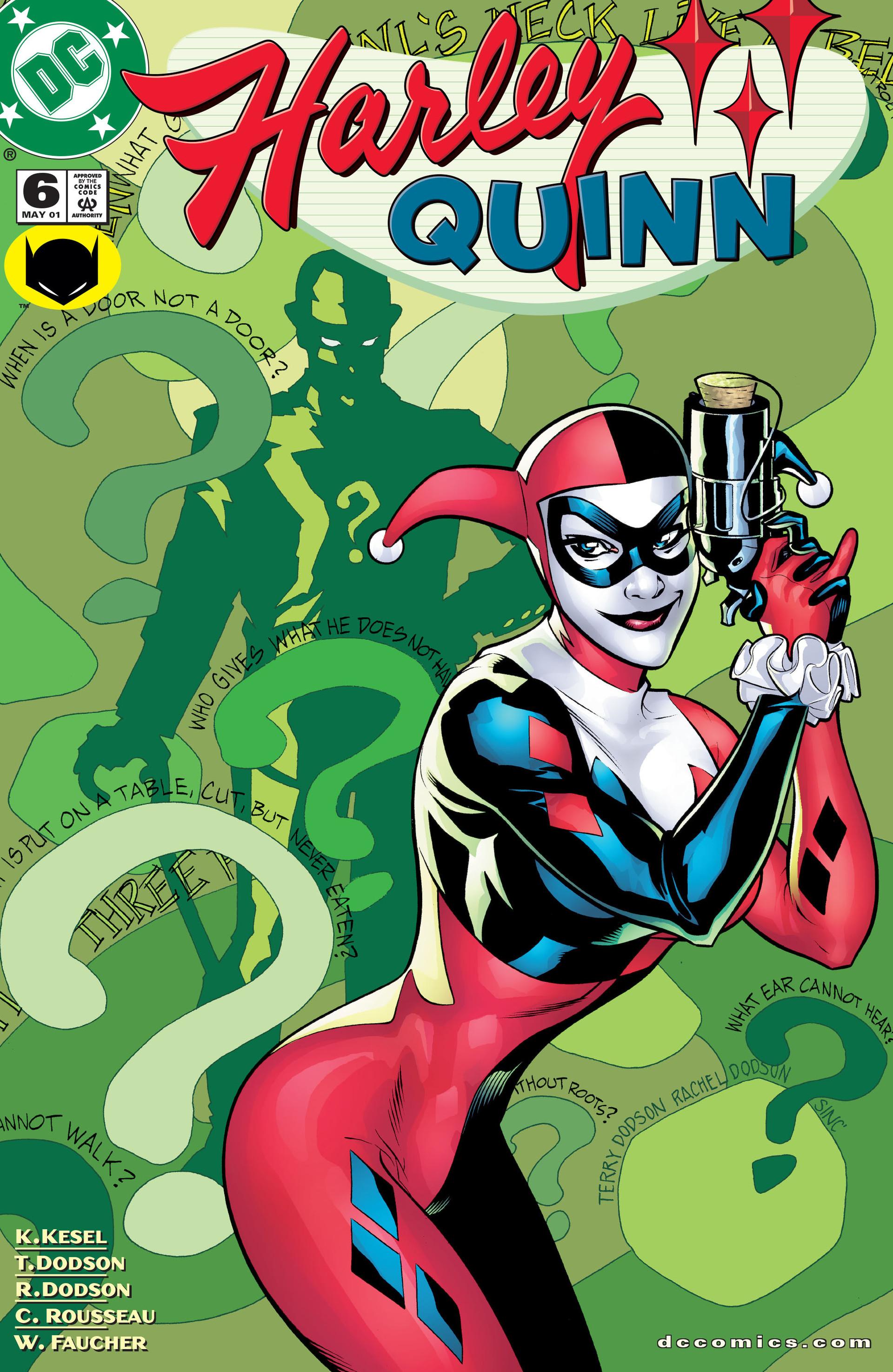 Harley Quinn Vol.1 #6