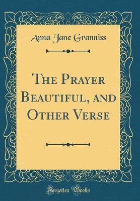 The Prayer Beautiful...