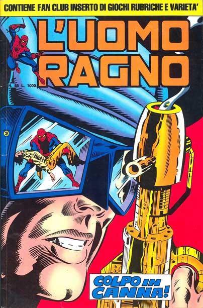 L'Uomo Ragno (2a serie) n. 55