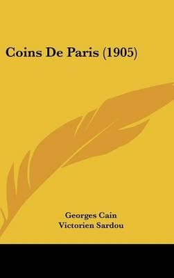 Coins de Paris (1905)