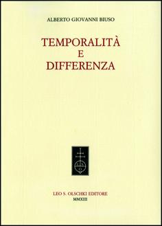 Temporalità e differenza