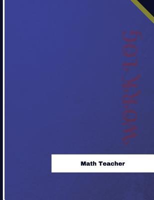 Math Teacher Work Log