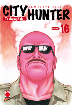 City Hunter vol. 16