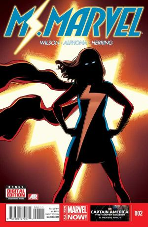 Ms. Marvel Vol.3 #2