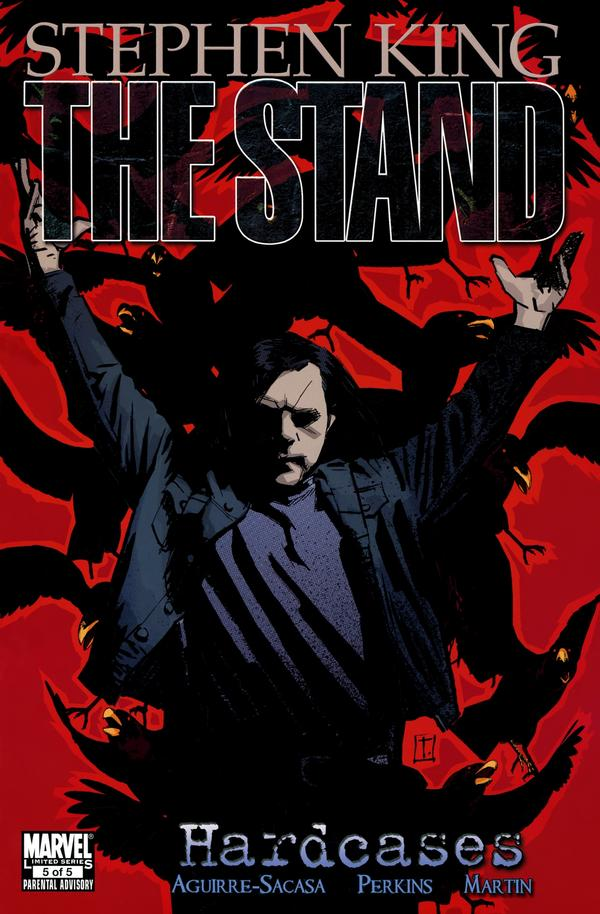The Stand: Hardcases...