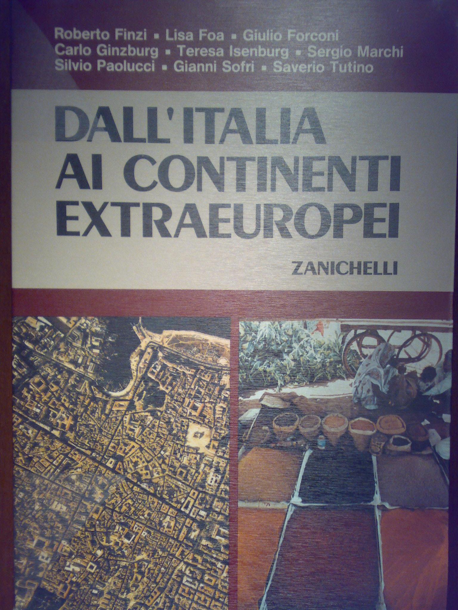 Dall'Italia ai conti...