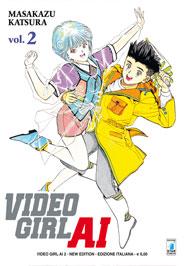 Video Girl Ai vol. 2