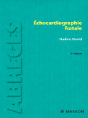 Echocardiographie foetale