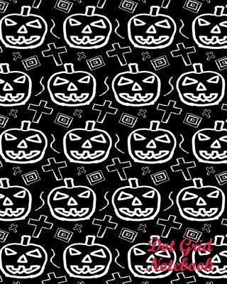 Dot Grid Notebook Halloween Wallpaper.1