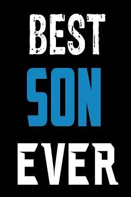 Best Son Ever Notebook