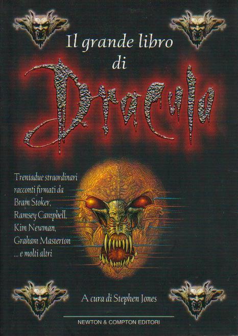 Il grande libro di Dracula