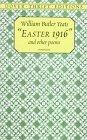 Easter, 1916 and Other Poems