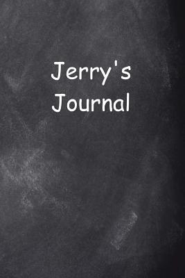 Jerry Personalized Name Journal Custom Name Gift Idea Jerry