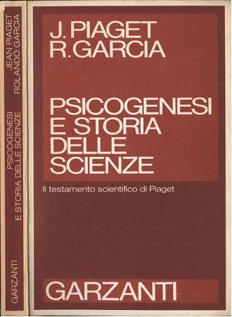 Psicogenesi e storia delle scienze
