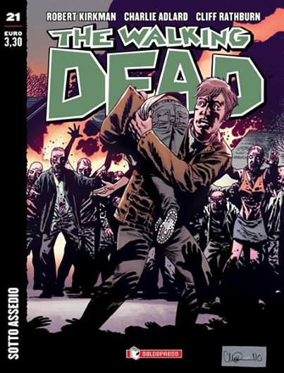 The Walking Dead n. 21