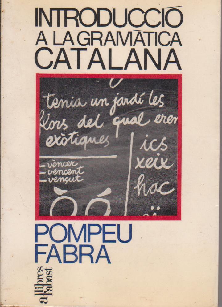 Introducció a la gramàtica catalana