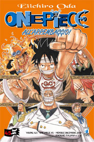 One Piece vol. 45