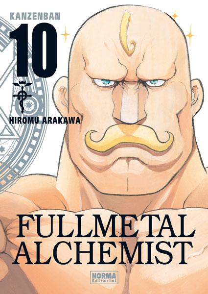 Fullmetal Alchemist Kanzenban #10 (de 18)