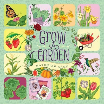 Grow a Garden Matching Game