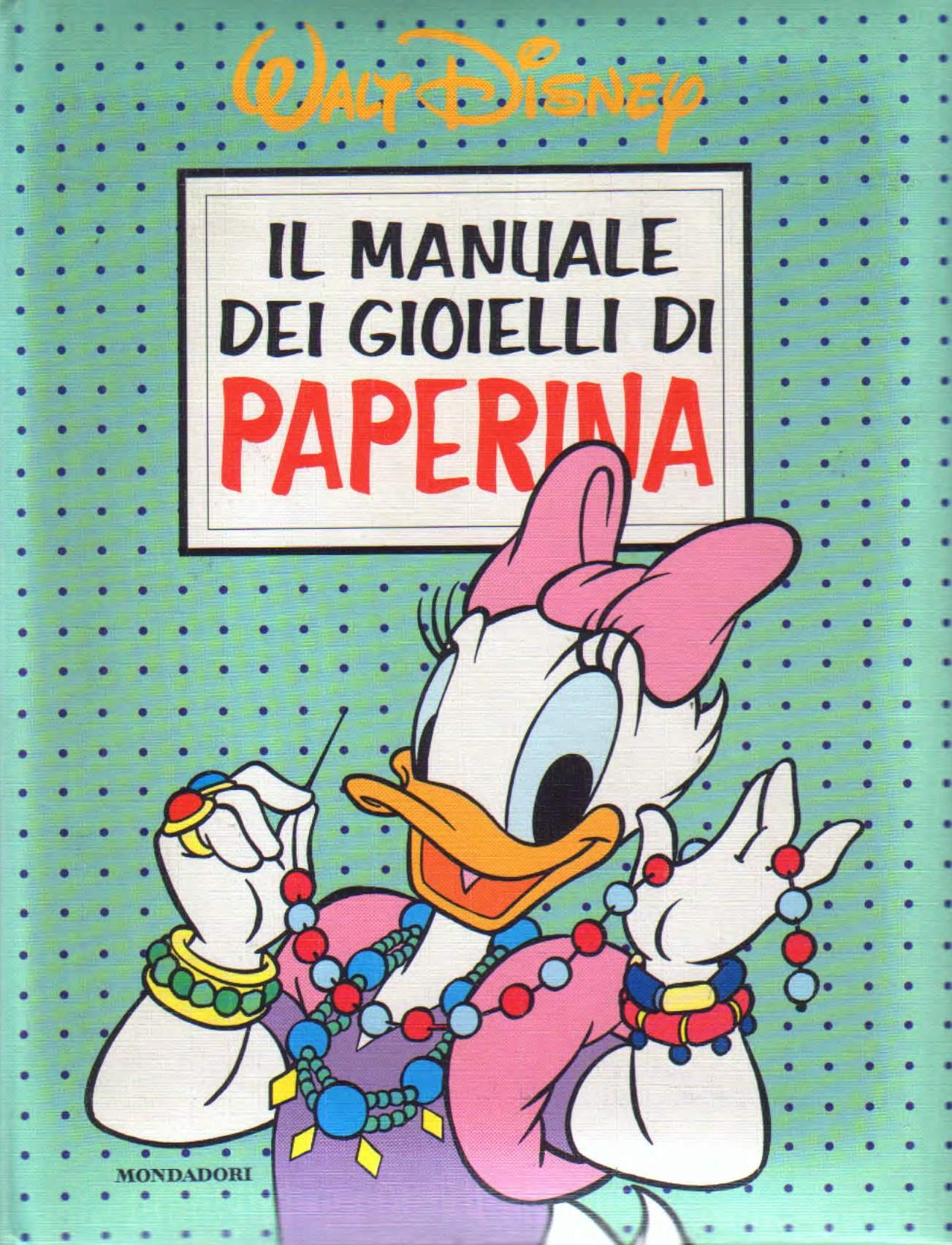 Il manuale dei gioielli di Paperina